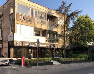 CE' Mimarlık Ofis Konumu
